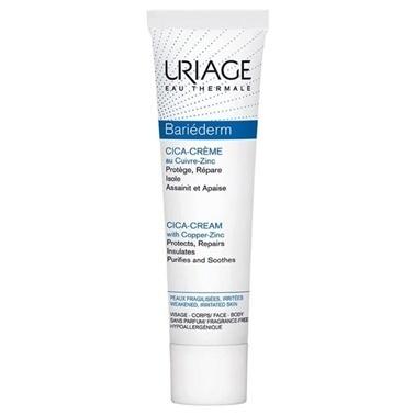 Uriage URIAGE Bariederm Cica-Cream 40 ml Renksiz